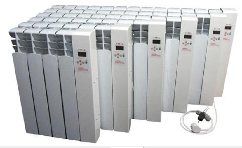"""""""ЭнергоПро"""" энергосберегающий электрорадиатор, жидкостный мини электро котел"""