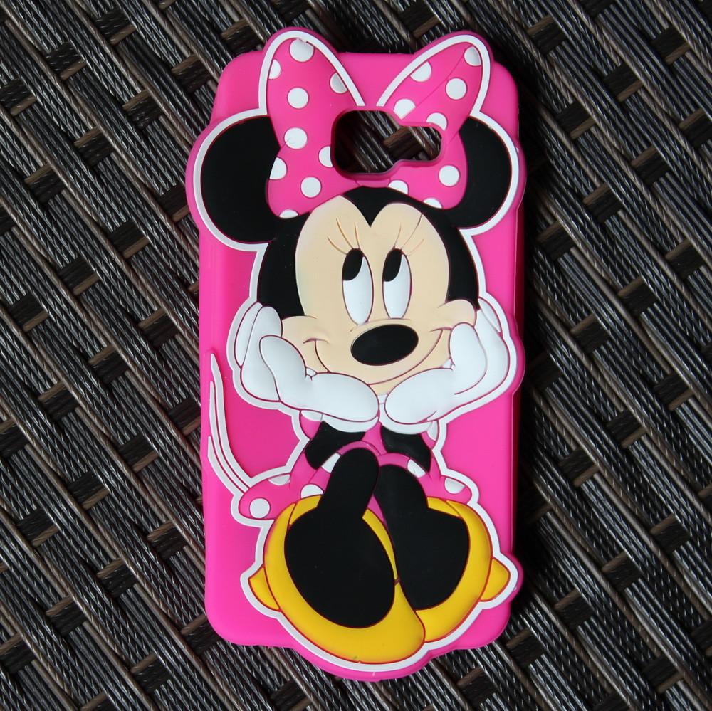 Чехол Minnie Mouse для Samsung Galaxy A5 A510