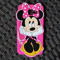 Чехол Minnie Mouse для Samsung Galaxy A5 A510, фото 1