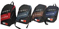 Рюкзак Tommy Hilfiger из плотного текстиля, цвета ассорти
