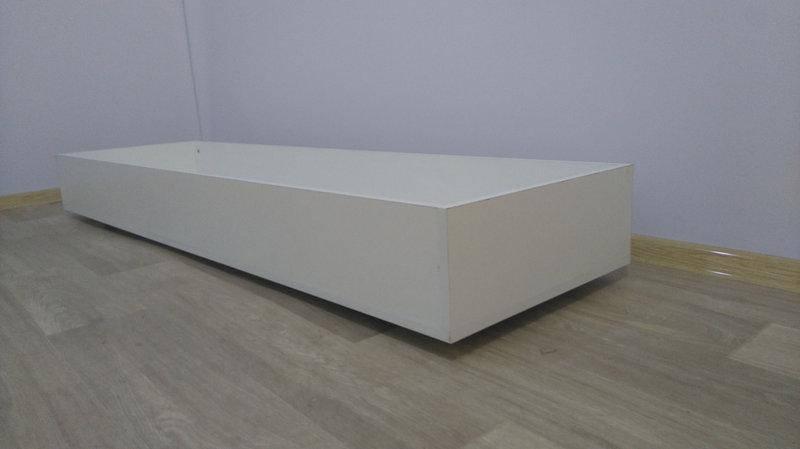 Ящик подкатной для кроватей Металл Дизайн, фото 2
