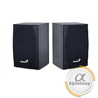 Колонки 2.0 Genius SP-HF160 Black (31731063100)