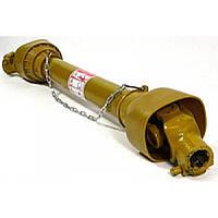 Карданний вал для МВС-0.5, 130 н*М, l 660-1010