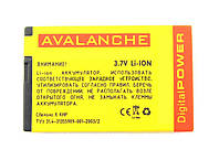 Avalanche АКБ Ericsson Prem.K850/S500/W700/W980 (BST-38) -730 мАч