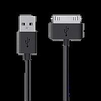 Кабель BELKIN iPhone 3/3GS/4/4S Black