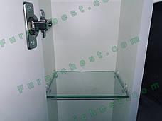 """Зеркало для ванной комнаты Аэрография комнаты 60-01 левое """"Рона"""", фото 2"""