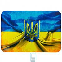 Коврик для мышки, рисунок флаг Украины 29x20см