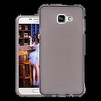 Original Silicon Case Samsung A7/A700 Black