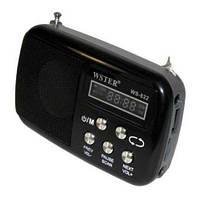 Радиоприемник WS-822 USB MP3