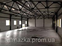 Монтаж металлоконструкций в Днепропетровске