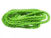 Кабель в тканевой оплетке iPhone 4/4S Green