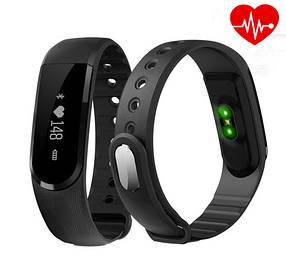 ID 101 Heart Rate Monitor фитнес-трекер умный браслет