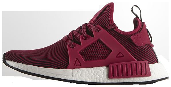 """Женские кроссовки Adidas NMD XR1 """"Pink/Unity"""""""