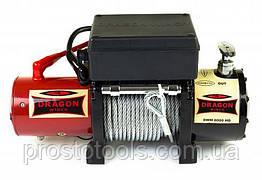 Лебедка со стальным тросом Dragon Winch DWM 8000 HD, 12V