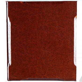 Семейный фотоальбом на 220 фотографий из искусственной кожи