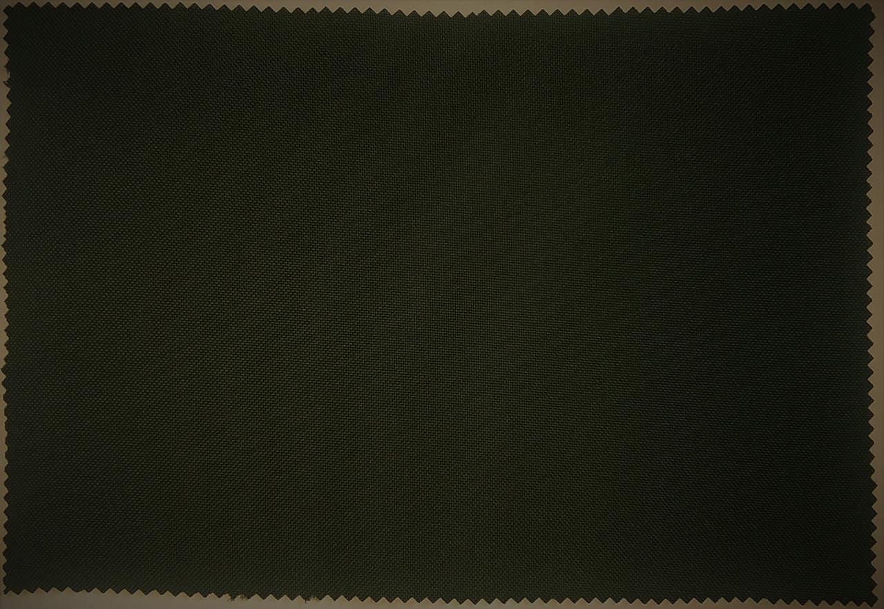 Ткань тентовая акрил  Тёмный хаки 503