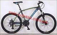 Горный подростковый велосипед CROSSER Inspiron 24дюйма  16/18/19/21рама