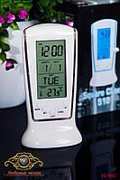 Часы настольные: Электронный светодиодный будильник.