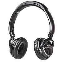 Гарнитура ZEALOT ZL-900 WL черные музыкальные с картой памяти оголовье мягкие амбушюры телефона смартфона