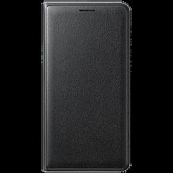Чехол книжка Samsung J1 2016 EF-WJ120PBEGRU (Black)