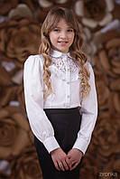 "Детская блузка ""Кокетка""Zironka"
