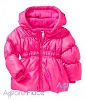OldNavy Куртка на девочку розовая Pink, 0-24