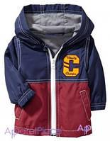 OldNavy Куртка ветровка красно-синяя на мальчика