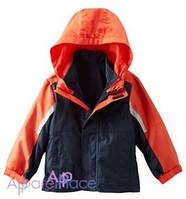 OshKosh Куртка оранжевая 4 в 1 на мальчика