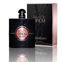 Женская парфюмированная вода Yves Saint Laurent Black Opium + 10 мл в подарок
