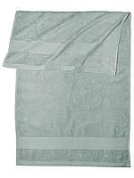 Банное махровое полотенце  (Серый)