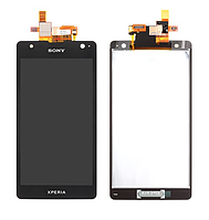 Оригинальный дисплей (модуль) + тачскрин (сенсор) для Sony Xperia TX LT29i
