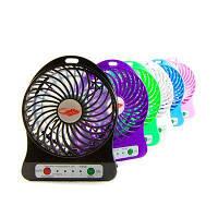 Вентилятор настольный аккумуляторный 002
