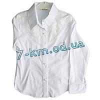 Блуза для девочек Rom7047 коттон 4 шт (6-9 лет)
