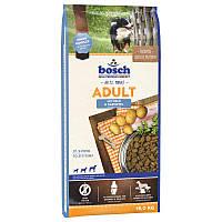 Корм для собак Bosch Adult, рыба и картофель, 1 кг