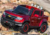 Детский электромобиль Джип Chevrolet FT 1602 автопокраска