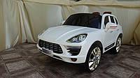 Детский электромобиль Porsche Macan FT 8588,белый