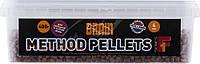Пеллетс Brain Method Pellets F1 400g 4mm