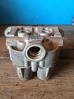 Кран четырехконтурный 4-х контурный защитный клапан Knorr AЕ 4440