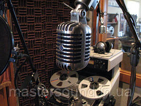 Сравнение студийных микрофонов Shure