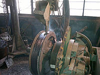 Восстановление крановых колес методом наплавки