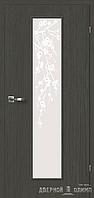 Двери Elegance Lungo Дуб выбеленый