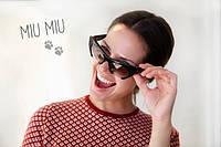 Новая коллекция очков от Miu Miu