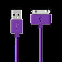 Кабель BELKIN iPhone 3/3GS/4/4S Violet