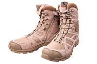 """Ботинки тактические HAIX """"Black Eagle"""" Athletic 11 Hight Sidezipper Desert"""