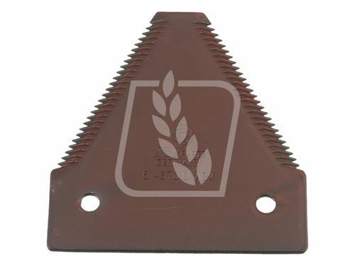 Нож косы Land 300 AGV толщиной 2,00 mm, 610180016 Claas