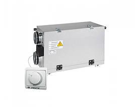 Приточно-вытяжная установка ВЕНТС ВУТ 300 Г мини, VENTS ВУТ 300 Г мини с рекуперацией тепла