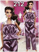 Пижама для кукол Барби