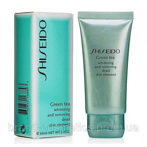 Пилинг Shiseido Green Tea - Prostoopt в Харькове
