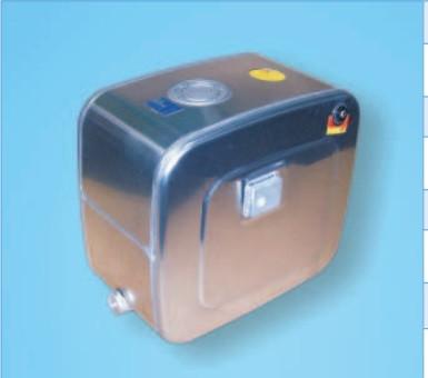 Масляний бак Hyva TSA154M Kits - 154L