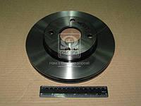 Тормозной диск передний на Mazda 323 BA 1.5; BG 1.6 и 1.8; BJ 1.4 и 1.5 (TRW)
